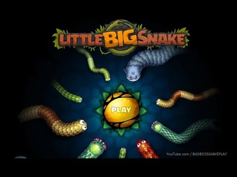 Little Big Snake - Android/iOS Gameplay