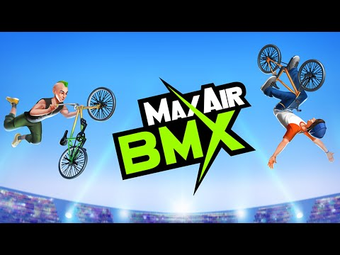 video review of Max Air BMX