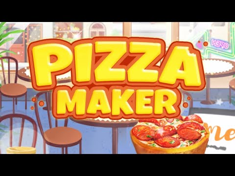 Pizza Chef: Fun Cooking Games (by Maker Labs) IOS Gameplay Video (HD)