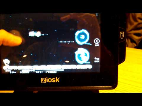 R-Type: Ziosk app at Chili's