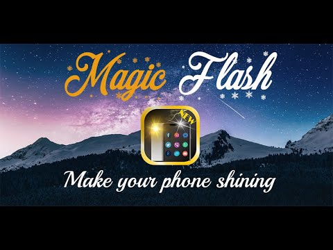 video review of Flash Blink Alert for all notification, call, sms