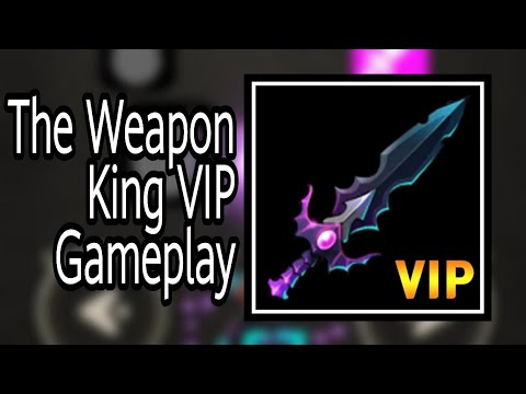 The Weapon King VIP - Making Legendary Swords   Game Preview