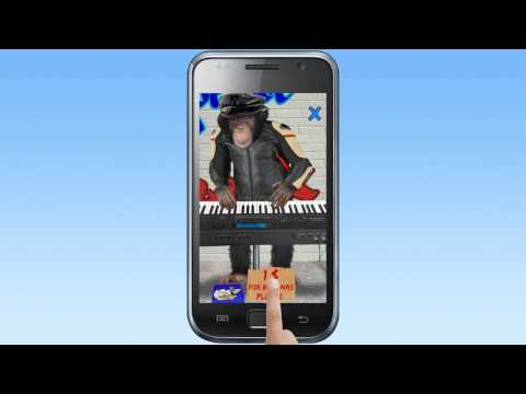Talking Monkey. Funny app for android