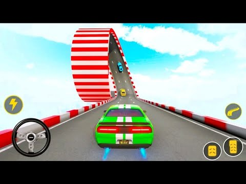 Ultimate Car Stunt Game || Android Gameplay