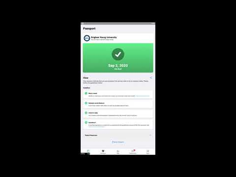 Healthy Together Android App Installation Walkthrough