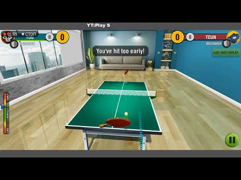 World Table Tennis Champs / Android app