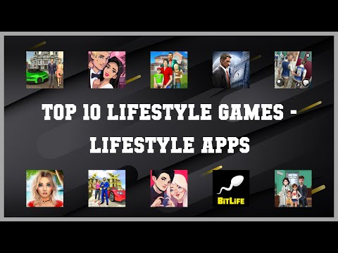 Top 10 Lifestyle Games Android Apps