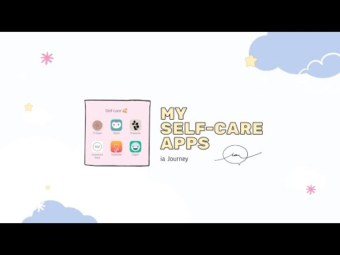 my self-care apps | ia Journey [BAHASA] [ENG]