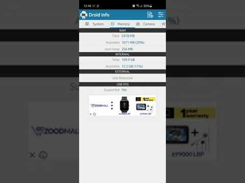 How To know Android device information|Phone information|CPU RAM|Exynos or Snapdragon|Camera info