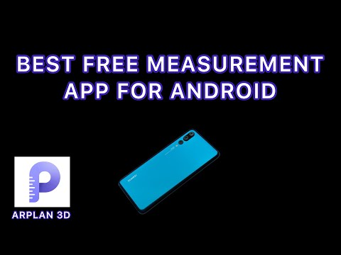 Best Free Measurement App For Android - AR Plan 3D
