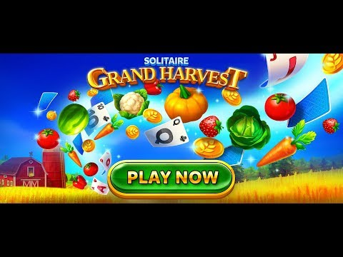 video review of Solitaire Grand Harvest