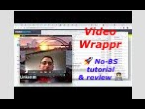🚀 Video Wrappr Review & tutorial 👨🏻💻 [no-BS live demo] 🤷🏻♂️