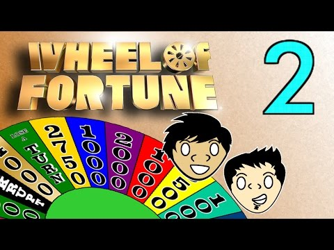 IT'S A PHRASE!! | Wheel of Fortune | Part 2 | Colossal Arcade
