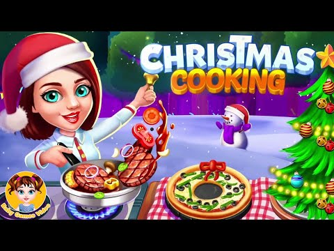 Christmas Cooking : Crazy Food Fever Cooking Games - Fun Management Cooking Game