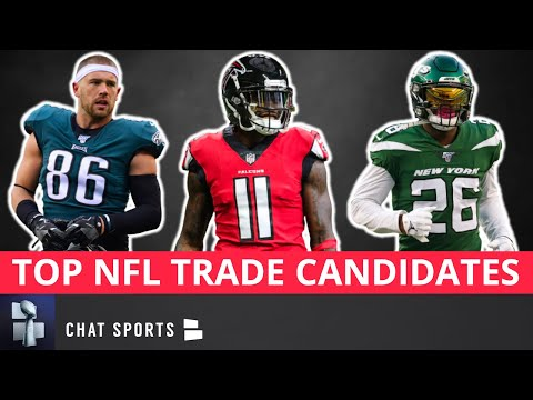 NFL Trade Rumors: 6 BIG NAME PLAYERS That Could Be Traded Feat. Julio Jones & Zach Ertz & AJ Green