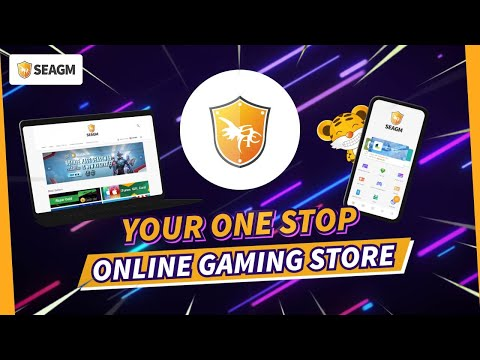 video review of SEAGM - Games Topup, Gift Card & More