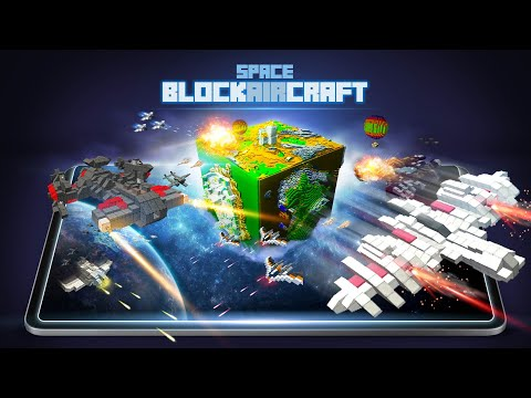 video review of BlockAircraft-Space