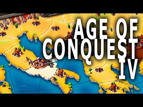 Age of Conquest IV - Android Gameplay HD Video
