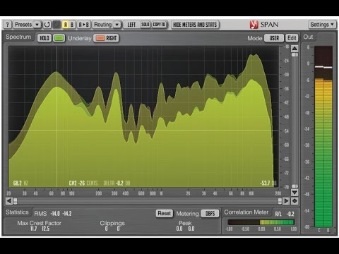 How To Use A Spectrum Analyzer For Mixing   FREE Analyzer VST Plugin Download