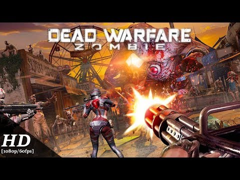 DEAD WARFARE: Zombie Android Gameplay [1080p/60fps]