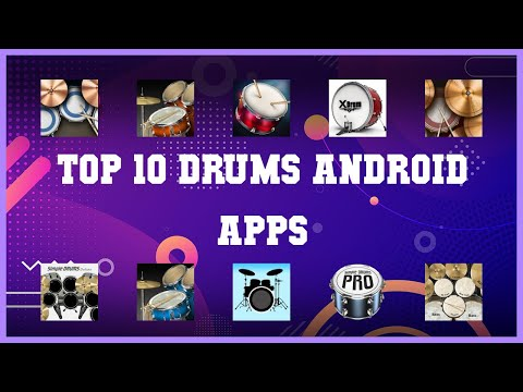 Top 10 Drums Android App | Review