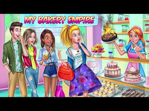 video review of My Bakery Empire