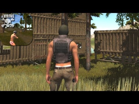 ThriveX Survival - Battlegrounds Royale / Android Gameplay HD