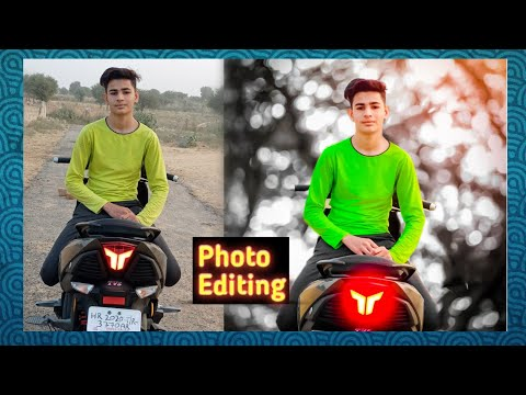 Picsart Photo Editing | Background change Photo Editing Step By Step