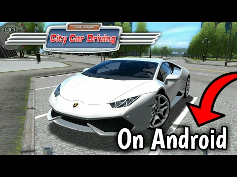 City Car Driving Simulator  Game On Android [ For Free] Apk 100% working