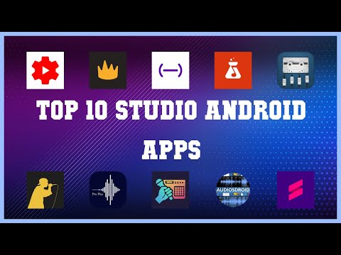 Top 10 Studio Android App | Review
