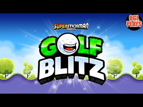 Golf Blitz Gameplay (Android iOS)