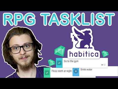 How to Use HABITICA to Increase PRODUCTIVITY, Build HABITS, and Stay MOTIVATED!