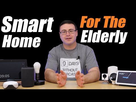 Smart Home Technology For Elderly Care | Products and Usage