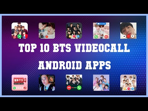 Top 10 bts VideoCall Android App | Review
