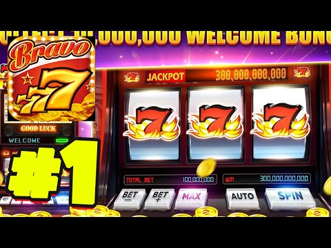 Bravo Slots - paypal games for money - best app to earn gift cards - make money app