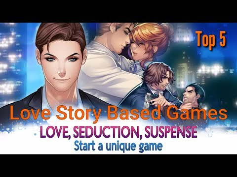 Top 5 Love Story Based Games For Android & iOS (High Graphics)