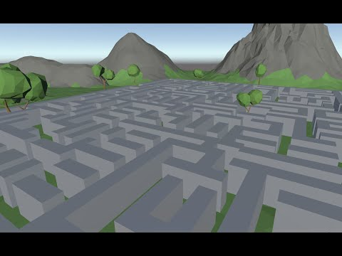 3D Maze Game | Gameplay Video Android/IOS | Challenging Mazes