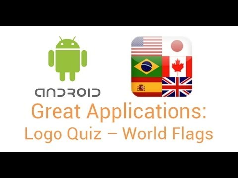 Great Android Apps: Logo Quiz - World Flags