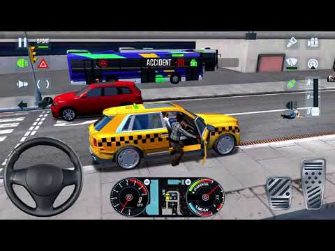 Car Games 3D Drive - 🚕🚚 Taxi Sim 2021 Android iOS Gameplay #896