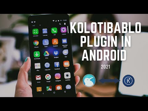 #How to Plunging Browser in #Kolotibablo with Android ..2021. Plugin install in Kiwi browser.