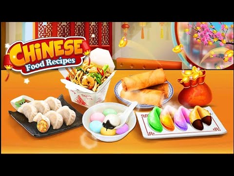 Chinese Food! Make Yummy Chinese New Year Foods! - Android gameplay Movie apps free best Top Film