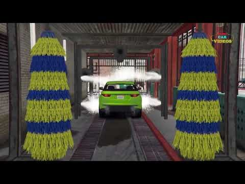 video review of Modern Car Wash Service