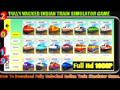 Indian Train Simulator New Update Beta,Indian Train Simulator Pro apk.