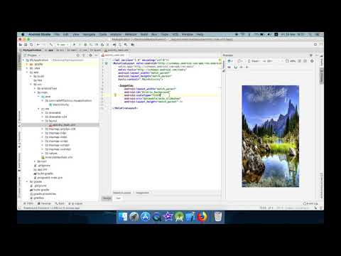 Simple Image Slideshow in Android Studio