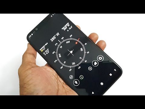 Best Android Compass app?