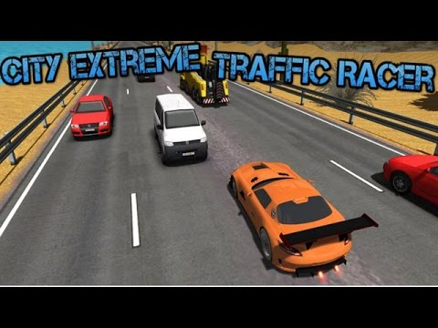 City Extreme Traffic Racer Android Gameplay (HD)