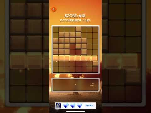 Blockscapes game high scores skill