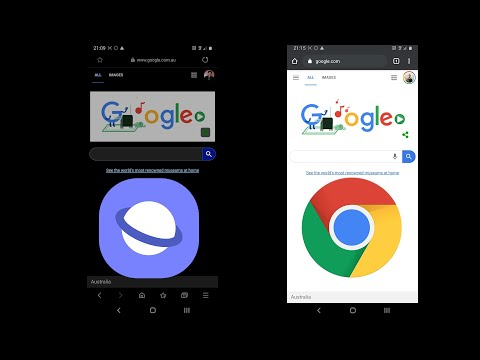 Samsung Internet vs Google Chrome - Which One is for You?