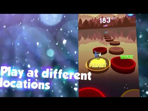video review of Dance Tap Music-rhythm game offline, just fun 2021