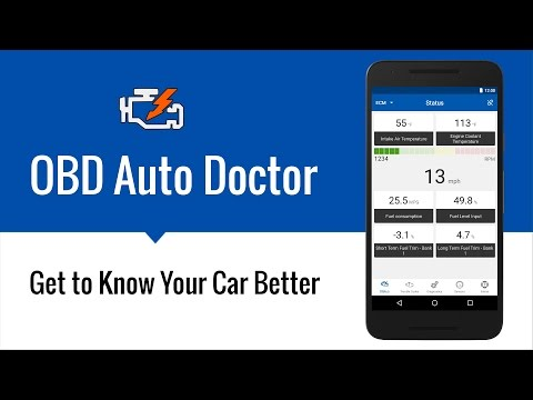 video review of OBD Auto Doctor